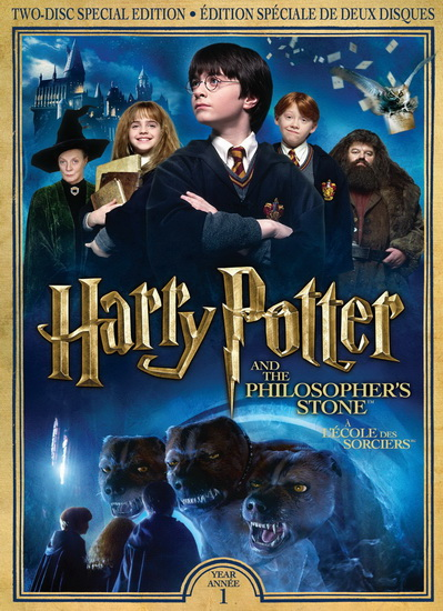Harry Potter & The  Philosopher's Stone (Special  Edition) (2DVD)