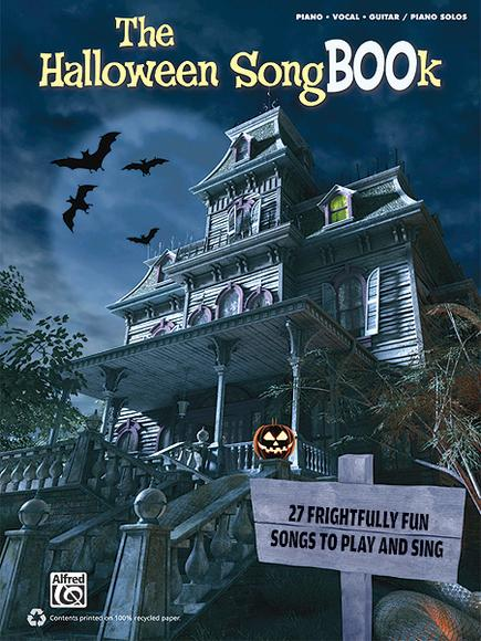 The Halloween Songbook (PVG)