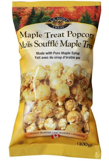 Popcorn érable 100g