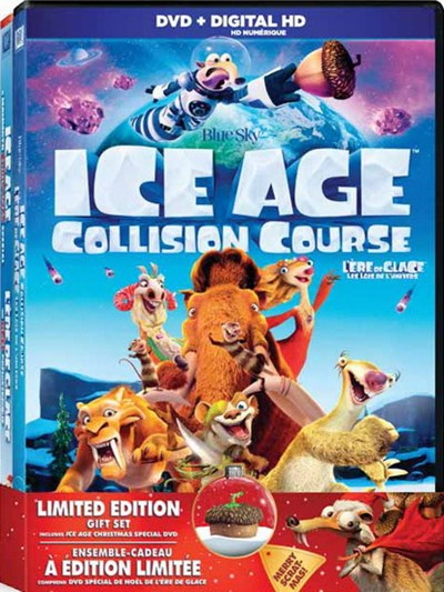 Ice Age A Mammoth Christmas.Ice Age Collision Course A Mammoth Christmas Special