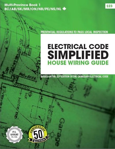 Strange Electrical Code Simplified House Wiring Guide Multiprovince Book 1 Wiring Cloud Battdienstapotheekhoekschewaardnl