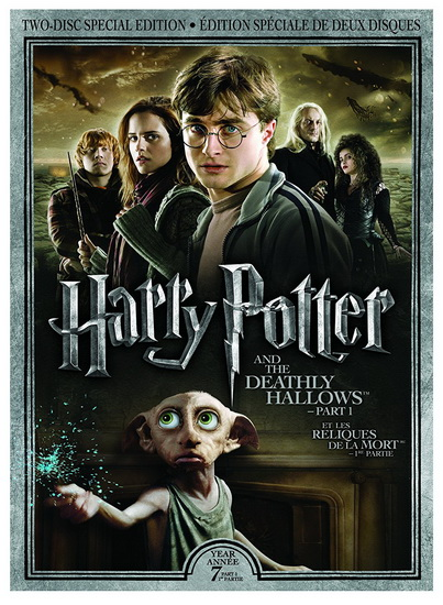 Harry Potter The Deathly Hallows Part 1 Special Edition 2dvd