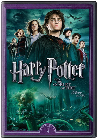 Harry Potter & The  Goblet Of Fire (Special  Edition) (2DVD)