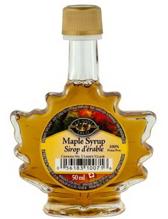 Sirop 50 ml Canada No. 1 clair