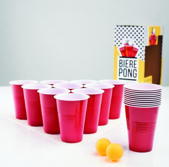 Jeu de bière-pong