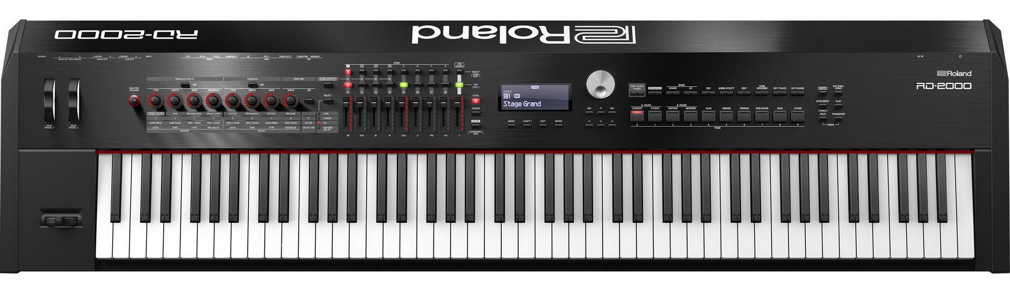 Piano Digital 88 Notes