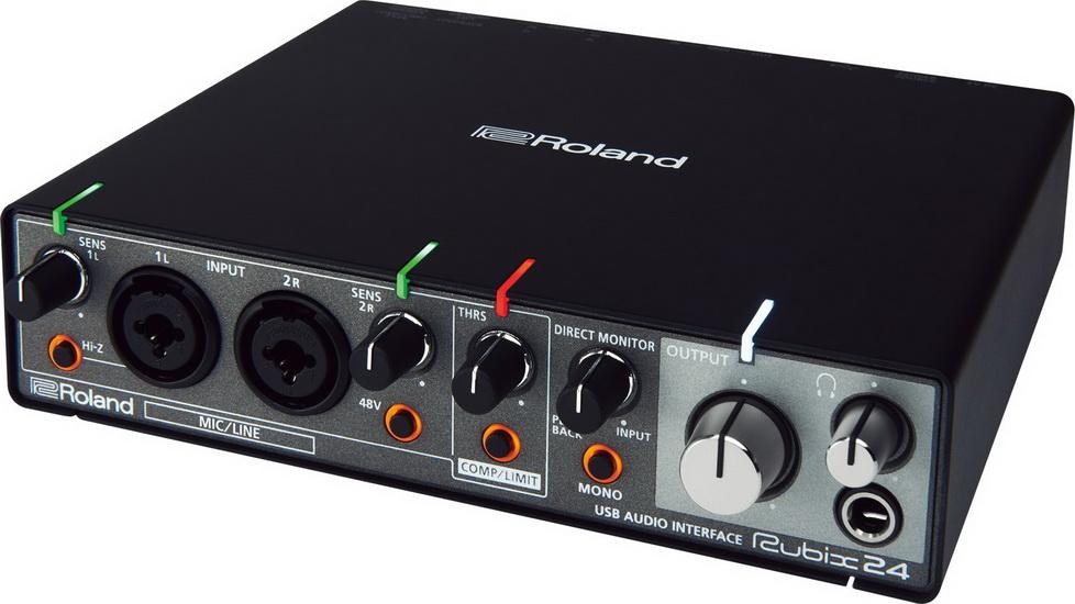 Interface Audio USB 2 X 4