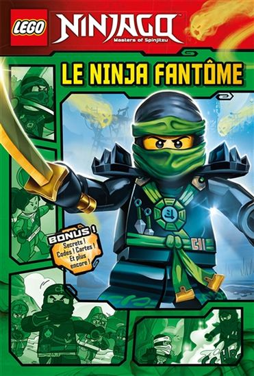 Ninja fantôme(Le) #02