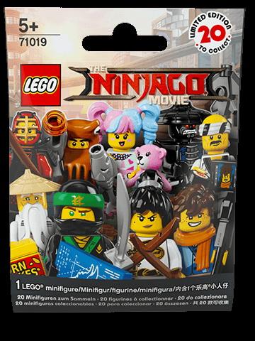 Figurines Film Ninjago