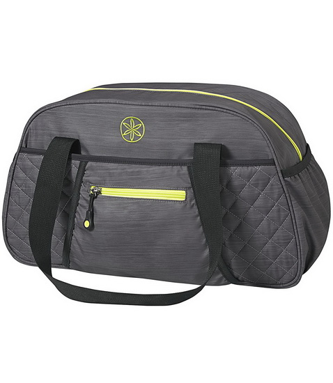 Sac Yoga gris/lime