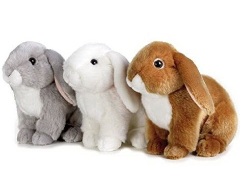 Peluches Lapin 3AS