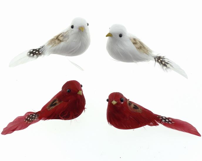 Pince métal Oiseaux 2AS