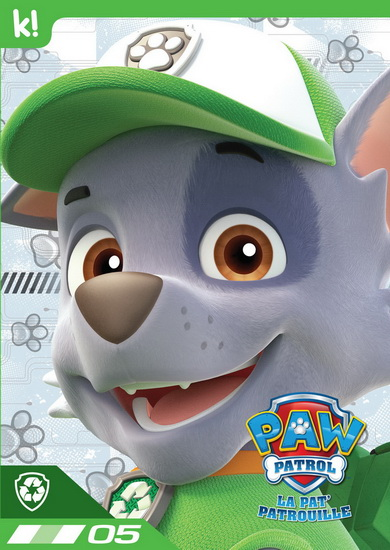 Paw Patrol: Rocky Collection