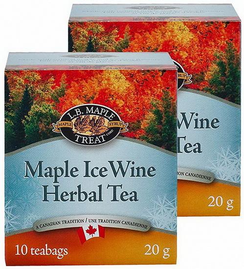 Tisane érable vin de glace 10 sachets