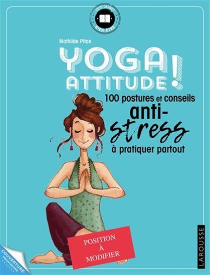 posture yoga anti stress