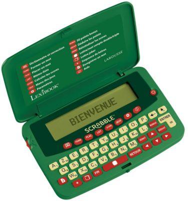 Scrabble électronique Larousse
