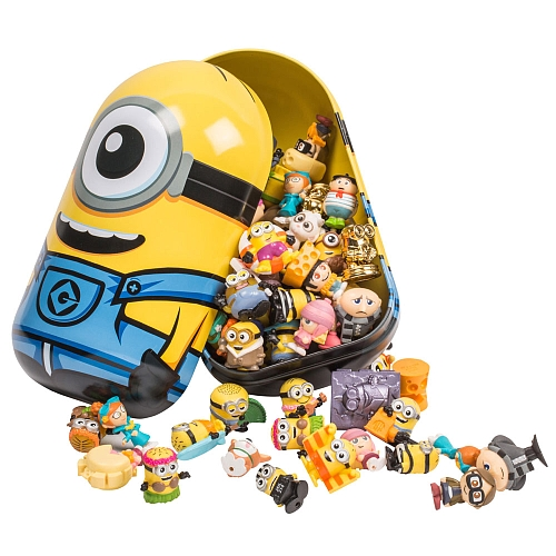 Minions capsule métal