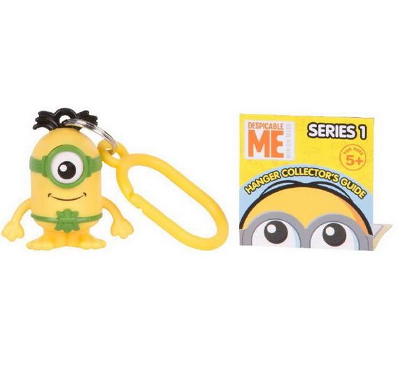 Porte-clés clip Minion