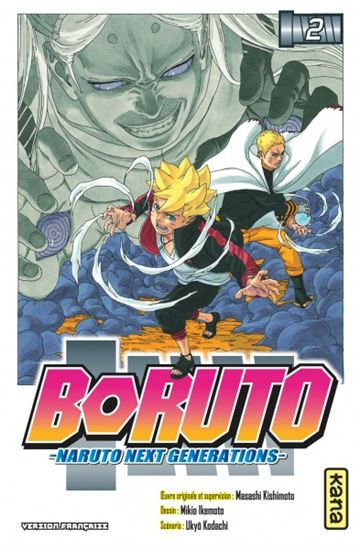 Boruto : Naruto next generations #02