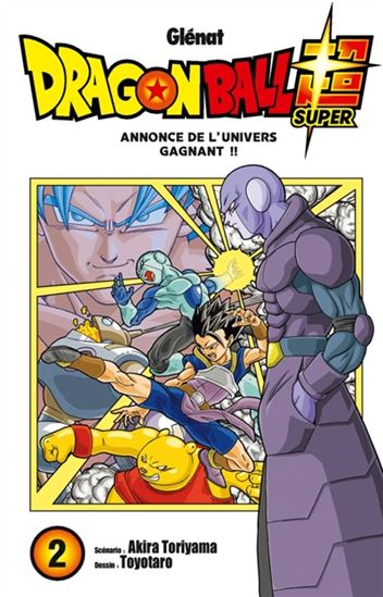 Dragon ball super #02