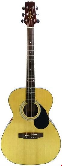 Guitare Acoustique Électrique Naturelle Folk