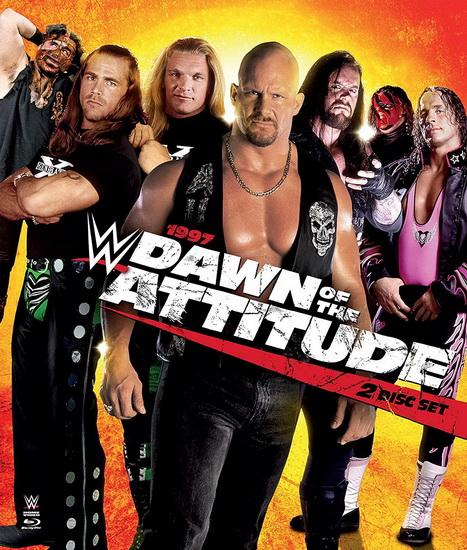 WWE 2017 - 1997: Dawn of The Attitude