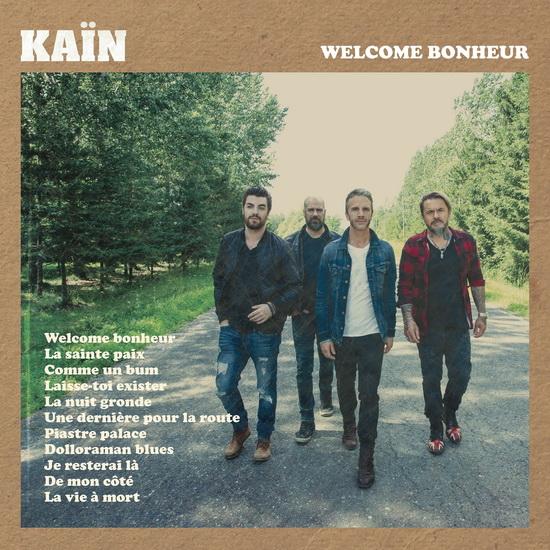 Welcome bonheur