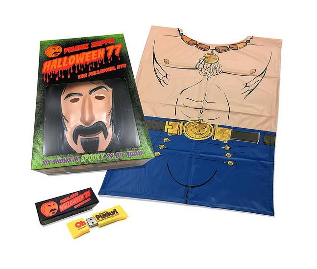 Halloween 77 (Costume Boxed Set 6CD)