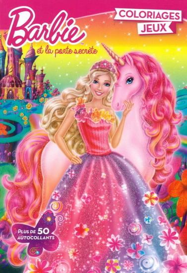 Barbie et la porte secr te coloriages jeux archambault - Barbie et la porte secrete film complet ...