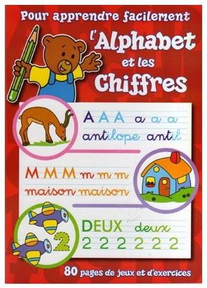Pour apprendre facilement l'alphabet et les chiffres