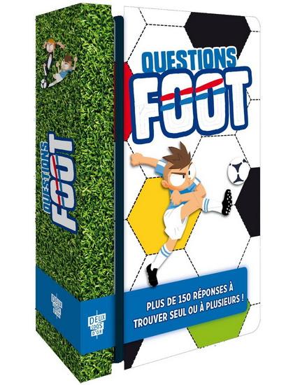 Questions foot : plus de 150 réponses à trouver seul ou à plusieurs !