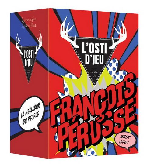 L'Osti d'jeu extension double François Pérusse