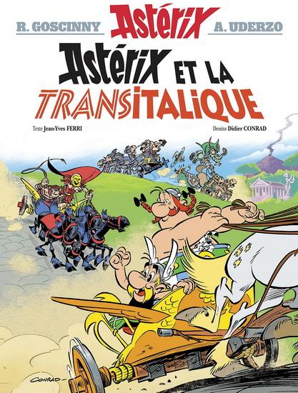 Astérix et la Transitalique #37