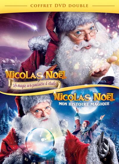 Nicolas Noel : Coffret Mon histoire Magique / La magie de la poussière d'étoile (2DVD+2CD)