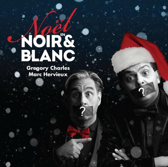 Noël en noir & blanc
