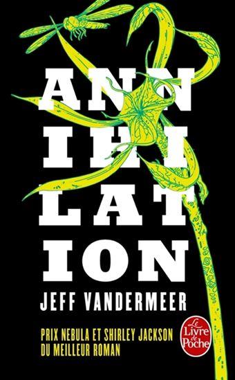 Annihilation #01