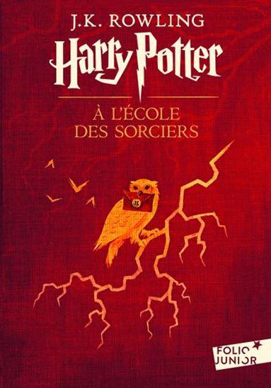 Harry Potter à l'école des sorciers N. éd.