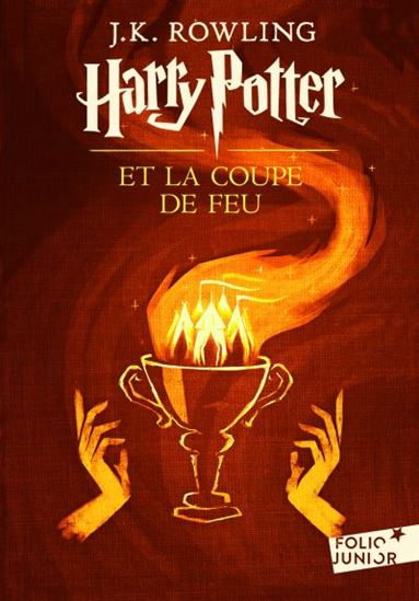 Harry Potter et la coupe de feu N. éd.