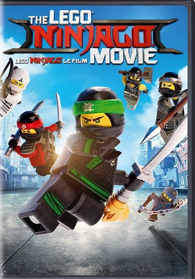 Lego : Ninjago Movie (+Uv)