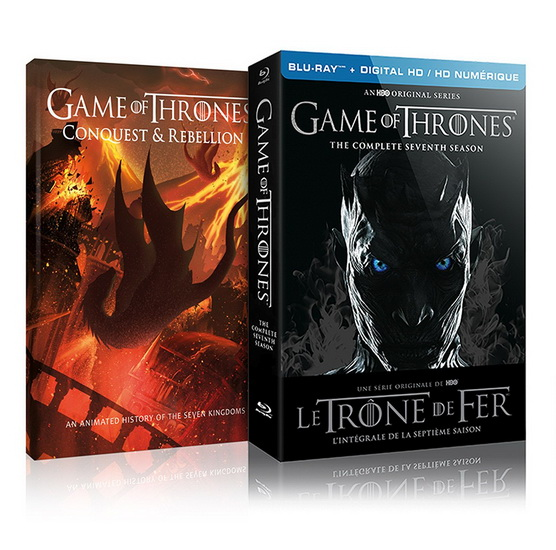 Game of Thrones (Season 7) (Le Trône de Fer)