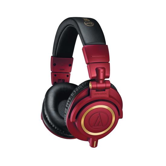 Écouteurs Fermés (Édition Limitée Rouge)