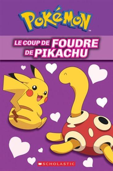 Coup de foudre de Pikachu(Le)