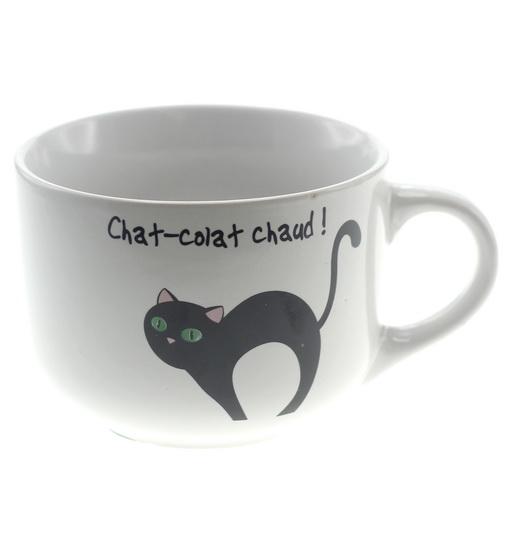 Mug céramique Chat