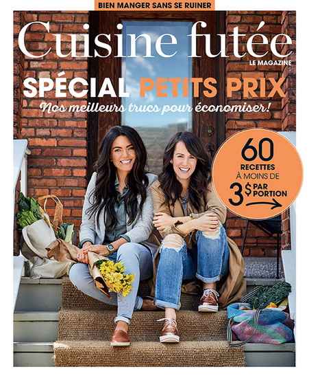 Cuisine futée le magazine : Spécial petits prix