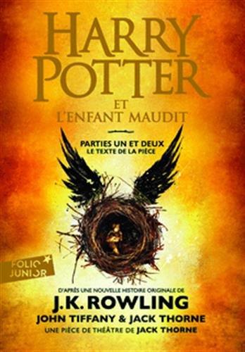 Harry Potter et l'enfant maudit : parties 1 et 2