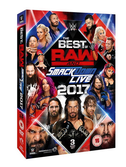 WWE 2018-Best Of Raw & Smackdown 2017