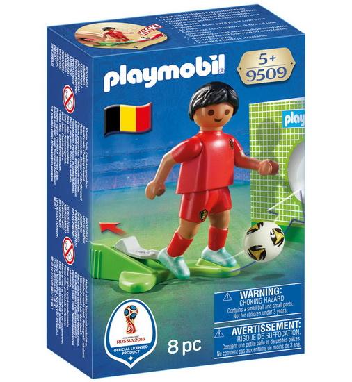 Joueur de soccer  Belge