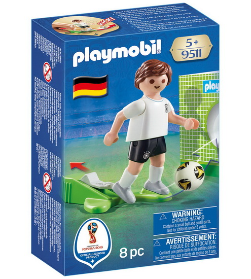Joueur de soccer Allemand