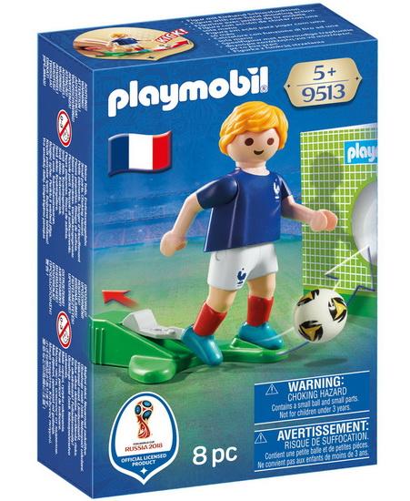 Joueur de soccer Français