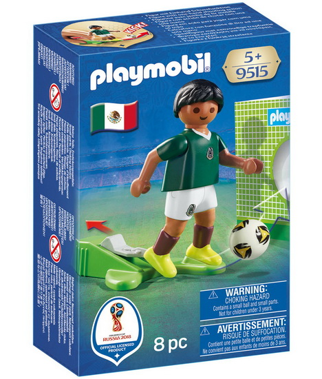 Joueur de soccer  Mexicain